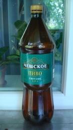 "Пиво ""Чешское"" светлое ""Дека"""