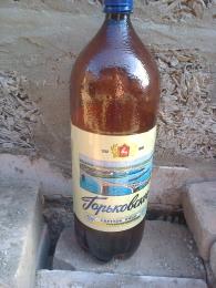 """Пиво Балтика """"Горьковское"""" светлое"""