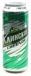 Пиво Клинское Светлое