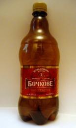"""Пиво """"Перша Приватна Броварня"""" Бочковое выдержанное"""