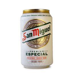 Пиво San Miguel