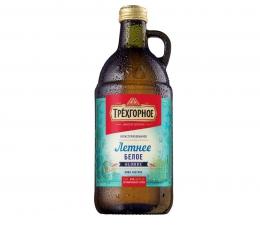 Пиво Трёхгорное Limited edition Летнее белое Blonde светлое непастеризованное