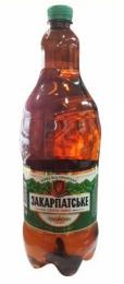 """Пиво """"Закарпатское"""" оригинальное светлое фильтрованное пастеризованное"""