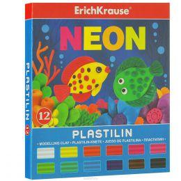 """Пластилин """"Neon"""" ErichKrause"""