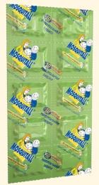 """Пластины от комаров Mosquitall """"Универсальная защита"""" 10 часов без запаха"""