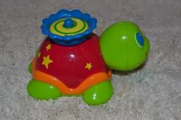 Плавающая игрушка-брызгалка для ванны в форме черепашки Imaginarium арт. 63736