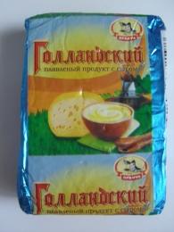 """Плавленый продукт с сыром Голландский """"Орбита"""""""