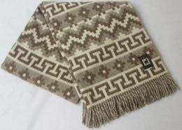 Плед IncAlpaca alpaka natural wool