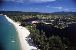 Пляж Bang Tao (Таиланд, Пхукет)