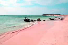 Пляж Elafonisi (Греция, Крит)