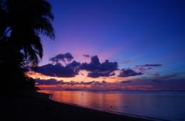 Пляж Maenam (Таиланд, Самуи)