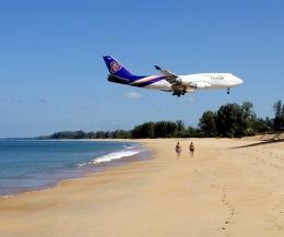 Пляж Nai Yang на Пхукете (Таиланд)