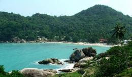 Пляж Thongtakian (Таиланд, Самуи)