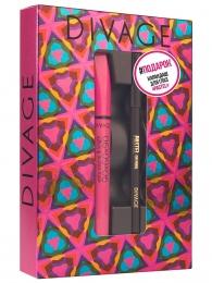 Подарочный набор Divage, тушь и карандаш для глаз