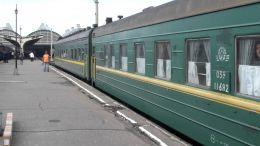 Поезд №061/062 Кишинёв - Санкт-Петербург