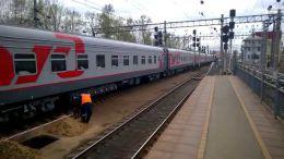 Поезд №247 Санкт-Петербург-Анапа-Санкт-Петербург