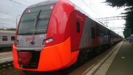 """Поезд №802С """"Ласточка"""" (Адлер - Краснодар)"""