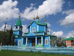 Село Чимеево (Россия, Курганская область)