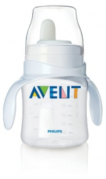 Поильник Avent с 4 месяцев