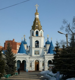 Покровский кафедральный собор (Самара, ул. Ленинская, д. 75а)