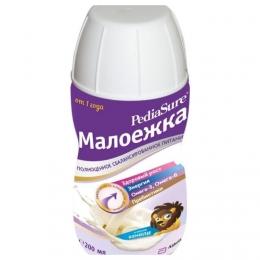 Полноценное сбалансированное питание PediaSure Малоежка со вкусом ванили