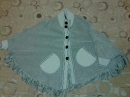 Пончо Fairy & Flax ПН3-4