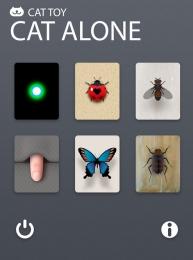 Приложение Cat Alone - Cat Toy для Android