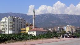 Поселок Махмутлар (Алания, Турция)