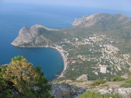 Поселок Новый Свет (Крым)