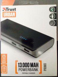 Внешний аккумулятор Trust Primo Power Bank 13000