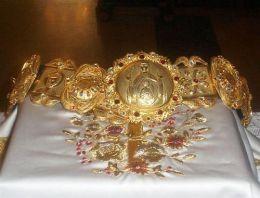 Пояс чадородия Пресвятой Богородицы (Кипр)