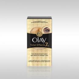 Преображающий крем для области вокруг глаз Olay Total Effects 7-в-1
