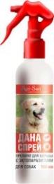 Препарат для борьбы с эктопаразитами Api-San Дана-спрей для собак