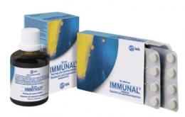 Препарат для укрепления иммунитета Иммунал