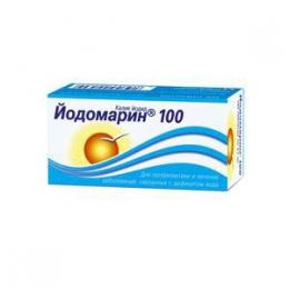 """Препарат """"Йодомарин 100"""""""