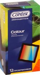 Презервативы Contex Colour разноцветные
