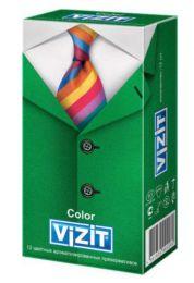 """Презервативы """"Vizit color"""""""
