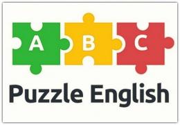 Приложение Puzzle English для Android