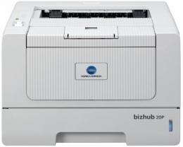 Принтер Konica Minolta bizhub 20p
