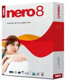 Программа Nero 8 для Windows
