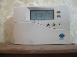 Программируемый термостат LT 08 LCD Водная техника