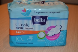 """Прокладки """"Bella"""" Classic Nova Komfort"""