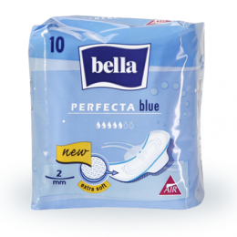 Прокладки Bella Perfecta Blue