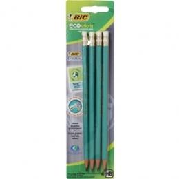 Простой карандаш Bic evolution HB