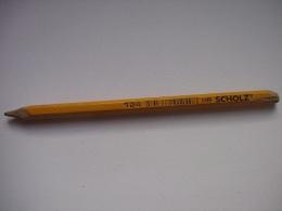 Простой карандаш Scholz HB 124