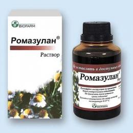 Противовоспалительное средство Ромазулан BIOFARM