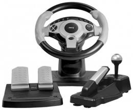 Проводной руль для ПК Dialog GW-300
