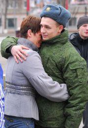 Проводы в армию (Россия, Чебоксары)