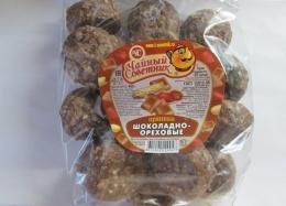 Пряники шоколадно-ореховые «Чайный Советник»
