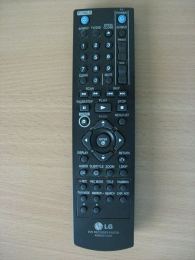 Пульт управления LG DVD Recorder System AKB35914303
